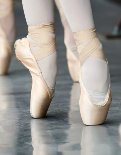 Front Page Ballet Feet