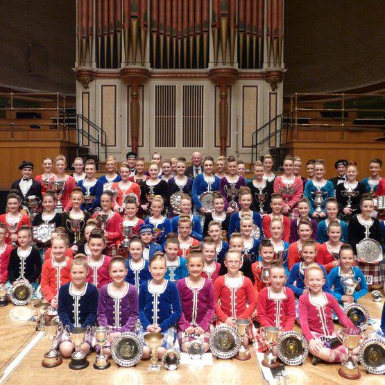Music Hall Winners